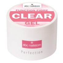 GEL UV FIBRE CLEAR 100gr ABC NAILSTORE