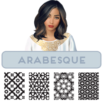 Collection Arabesque
