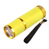 Mini lampe LED JAUNE