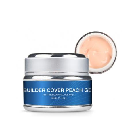 Gel UV COVER PEACH BUILDER 50ml EF Exclusive