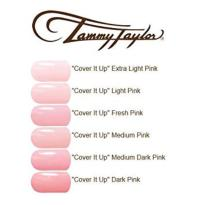 Cover it up PEACH Powder Tammy TAYLOR