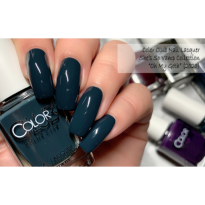 VERNIS SEMI PERMANENT  COLOR CLUB #1308 OH MY GOTH