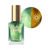 VERNIS A ONGLES CHANGE AU SOLEIL #PROFESSIONAL MERMAID RUBY WING