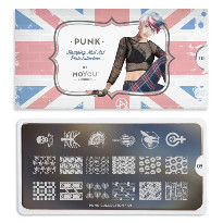 Plaque MOYOU Collection PUNK 05