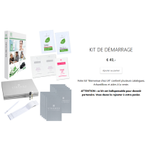 KIT D'ENREGISTREMENT VDI #STARTERKIT OBLIGATOIRE