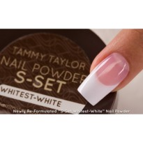 S-SET Whitest White powder 30 gr Tammy TAYLOR