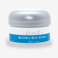 Gel UV Builder Clear IBD 30 gr