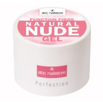 Gel UV FIBRE NATURAL NUDE 100gr ABC Nailstore