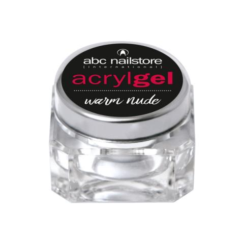 ACRYGEL WARM NUDE ABC NAILSTORE 15gr
