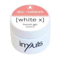 Gel UV IMPULS white X ABC Nailstore 5 gr