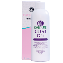 Gel uv BASIC ONE clear recharge 8 oz CHRISTRIO 220ml