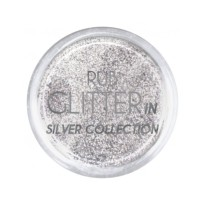 RUB Glitter EF Exclusive SILVER  #1