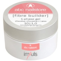 GEL UV DE CONSTRUCTION FIBRE BUILDER IMPULS 15 gr ABC NAILSTORE