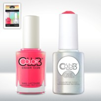 VERNIS SEMI PERMANENT PEACE, LOVE AND POLISH #N25 POPTASTIC NEON COLOR CLUB