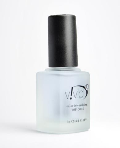 TOP COAT REHAUSSEUR DE COULEUR #VIVID COLOR CLUB