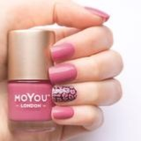 VERNIS STAMPING SWEET LIPS  9ml  MOYOU