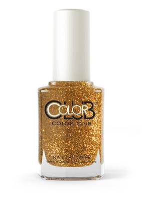 VERNIS A ONGLES GOLD GLITTER COLOR CLUB #780