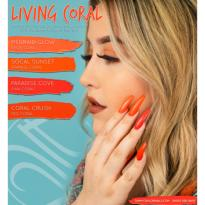 Collection LIVING CORAL  Tammy Taylor