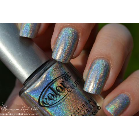 VERNIS A ONGLES Holographique HARP ON IT #976 COLOR CLUB
