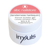 Gel UV IMPULS TENDERNESS HARLEQUIN 5gr ABC NAILSTORE