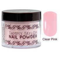 Original Clear PINK Powder 45gr Tammy TAYLOR