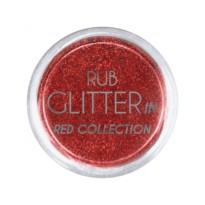 RUB Glitter EF Exclusive RED  #1