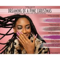 Collection DREAMING OF PINK CHRISTMAS Tammy Taylor
