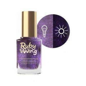 VERNIS A ONGLES CHANGE AU SOLEIL NAUGHTICAL RUBY WING