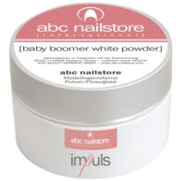 Poudre Acrylique Impuls Baby Boomer  White 35 gr ABC Nailstore