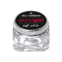 ACRYGEL SOFT WHITE ABC NAILSTORE 15gr