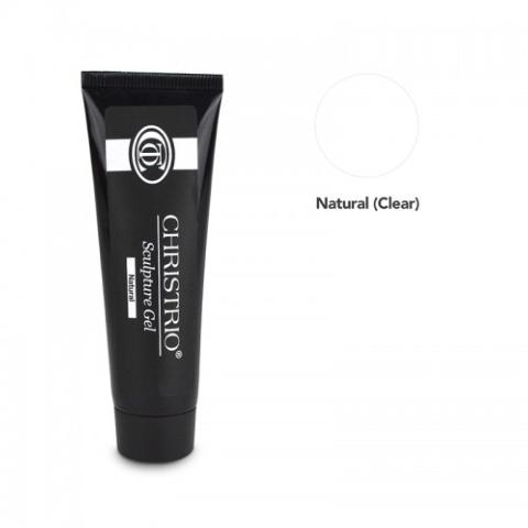 Acrygel - Sculpture gel Natural clear - Christrio