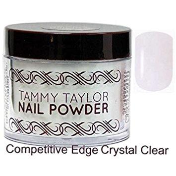POUDRE ACRYLIQUE #Competitive EDGE CLEAR Nail Powder 45gr Tammy TAYLOR
