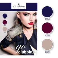 Collection complete GO CLUBBING ABC NAILSTORE