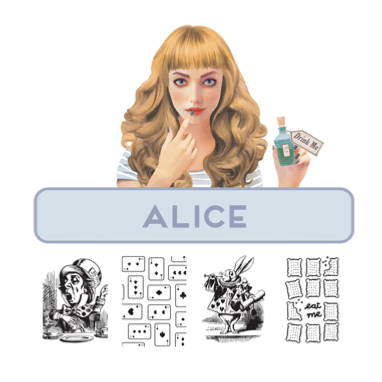 Collection Alice