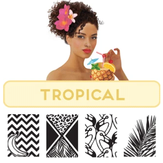 Collection Tropical