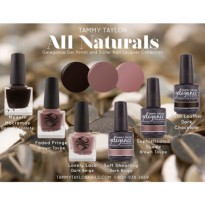 VERNIS A ON ONGLES LOVELY LACE ALL NATURALS Collection Tammy Taylor