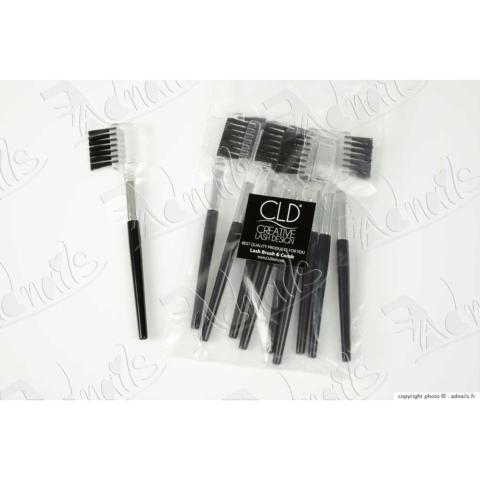 Lot de brosses à  cils CLD