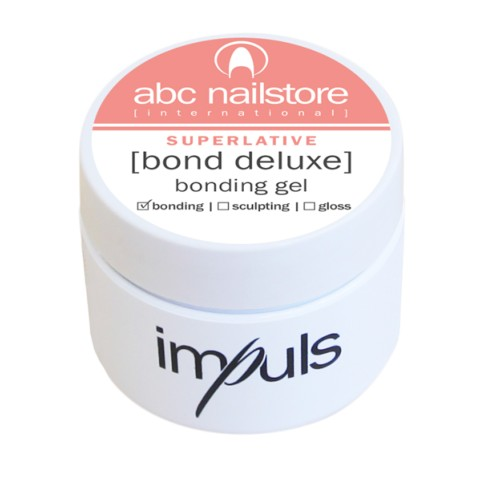 GEL UV BOND DELUXE SUPERLATIVE IMPULS ABC NAILSTORE