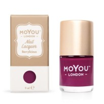VERNIS STAMPING BERRYLICIOUS  9ml  MOYOU