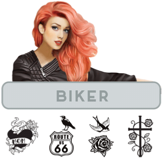 Collection Biker