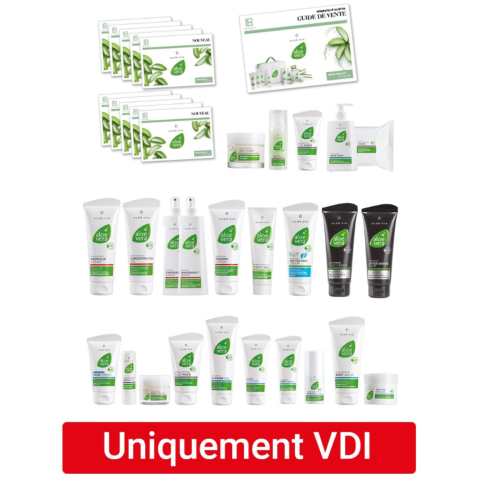 KIT DE DEMARRAGE COMPLEMENTAIRE VDI #4 ALOE CARE PRO