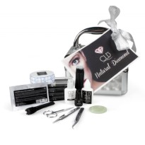 Professional Kit for extensions eyelashes NATURAL DIAMOND