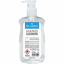 DESINFECTANT POUR LES MAINS ABC Nailstore 250 ml