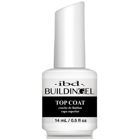 IBD BUILDING GEL TOP COAT  14 ml