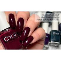 Vernis à ongles Darker than my Heart #1307  COLOR CLUB