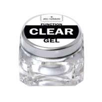 Gel UV FONCTION  CLEAR  ABC Nailstore
