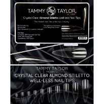 Capsules TRANSPARENTE ALMOND STILETTO Tammy Taylor