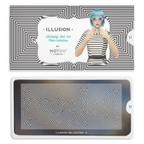 Plaque MOYOU Collection ILLUSION 11