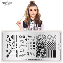 Plaque MOYOU Collection MIX & MATCH 13