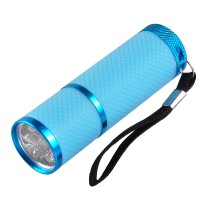 Mini lampe LED Bleu